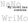 majorsamfan: NaNo-Zombies