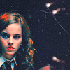 Hermione Granger: thoughtful