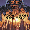 Vader takes new york