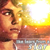 Becka: anakin solo tears from a star