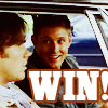 Cat: SPN - Dean - WIN