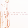 nobody really, empty room