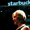 I was raised the old-fashioned way: starbuck happy || super_kc