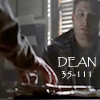still searching for something...: SPN - Dean 35-111
