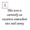 Tels: icon hols