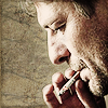 Still Waiting For My Jetpack: sean bean (smoking)