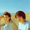 ♡ aibajun: sand & sky