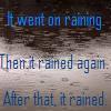 Klara: Rain by tearofabasilisk