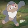 Bambi Thumper Grrr