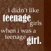 Kara: teenage girls