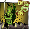 Secretly Mike Young: Cthulhu Ninja Zombie -- The Horror