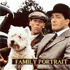 Jeeves and Wooster family portrait // by