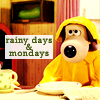gromet - rainy days and mondays