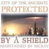 Atlantis - shield by McKay