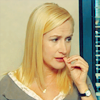 Christina Lollobrigida :: that lavender blonde ::: Office = Angela Broke Up with her Notary