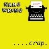 NaNo Crap