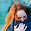 PB Sara hug