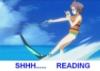 nagato yuki, reading