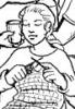 perilous knitter