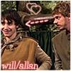 Yermomohsnap: will/allan