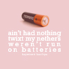downloadableindifference: firefly batteries