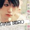 cute hero
