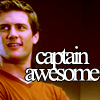 Ambassador of  Awesome: xelanoops Captain Awesome