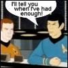 Spock-drunk