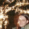 Nat: #36 Gold Sparklers
