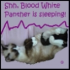 Blood White Panther
