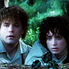 frodo and sam by me