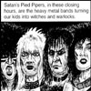 Astor Gravelle: Satan's Pied pipers