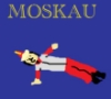 Moskau!, Cossack dancing
