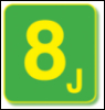 8 is worth J
