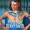 Pharaoh Sexypants