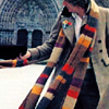DW: Four's colorful scarf gets pulled!