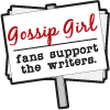 Michelle Ann: GGFans Support the Writers