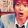 hanakimi - nakatsu is mildly shocked
