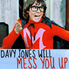 The Monkees: Davy Jones is a BAMF!