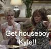 Kyle: Houseboy Kyle