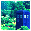TARDIS. Not a girl.: Blue Policebox