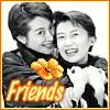 KyaniteD / 藍晶石-D: friends