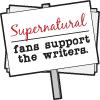 support the WGA writer's strike!