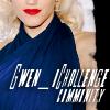 Gwen Stefani Icon challenge