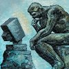 Thinker-watcher