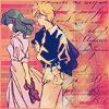 Haruka & Michiru - Walking