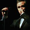 Morrissey sings