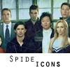 Spide Icons Heroes