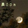 m o o n spells moon