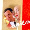 M.: chuck » sarah/casey: spies